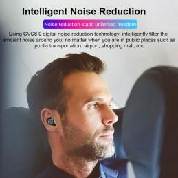 Micrófono Condensador Inalámbrico Bluetooth