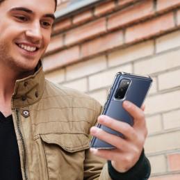 Maqueta Xiaomi Mi 8 Color Blanco Pantalla Simulada Encendida