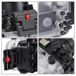 Vidrio Óptico Protector de Pantalla LCD para Nikon D800